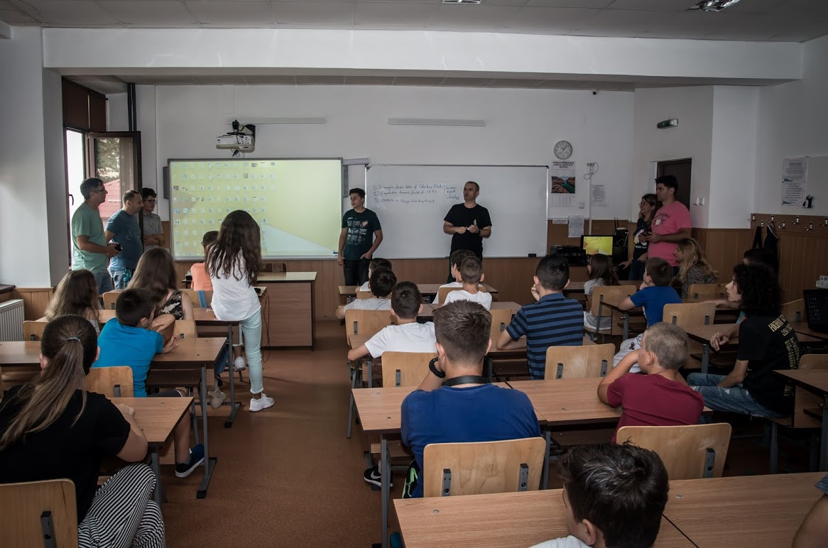 CoderDojo Pitesti Scratch