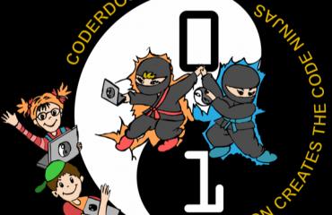CoderDojo Pitesti Logo